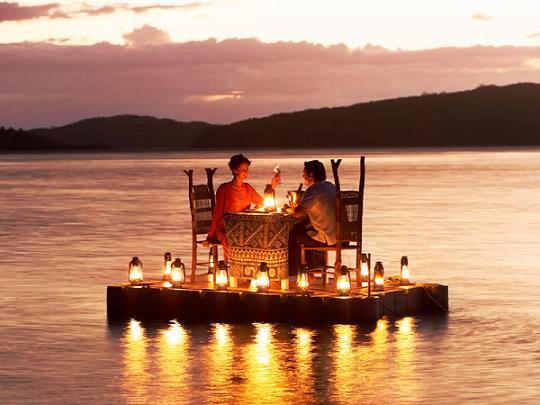 Consejos para preparar una velada #romantica utilizando aromas.