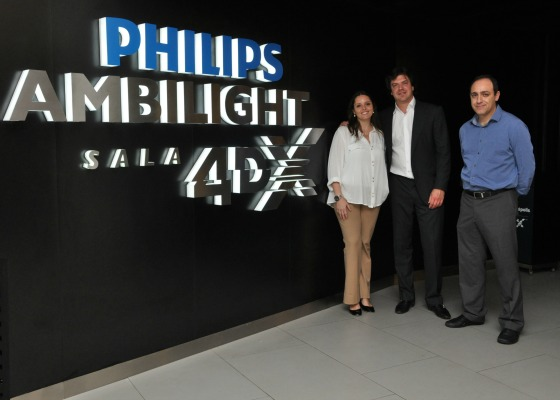 Cines 4DX implentan el #marketingolfativo